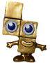 Tumbles figure gold