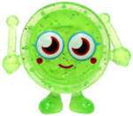 Wallop figure glitter green