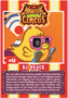 Collector card magnificent moshi circus dj quack