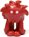 Flumpy figure bauble red