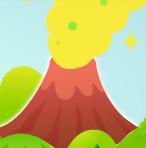 Super Moshi Volcano
