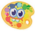 Splatter paint kit