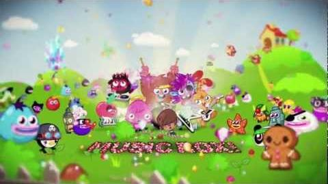 Moshi Monsters - Music Rox - The Album! - An all new album Available NOW!
