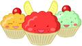Moshling Boshling glump cake group