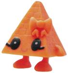 Cleo figure sonic orange