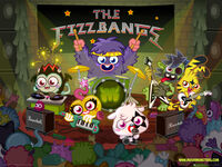 Fizzbangs the band