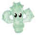 Prickles figure squishy green