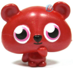 ShiShi figure bauble red