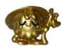 Wuzzle figure gold