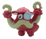 Colonel Catcher figure red