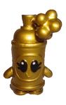 Misty figure gold