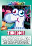 Collector card s8 threddie