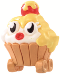 Cutie Pie food factory figure normal
