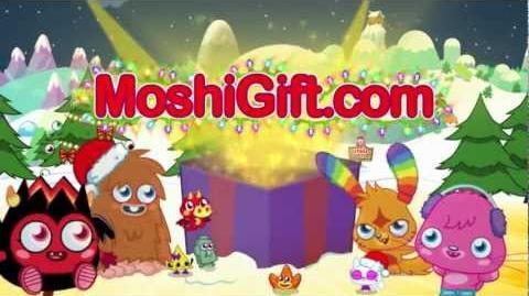 Moshi Monsters - Moshi Monsters 12 Days of Christmas - Free Online Virtual Pet