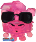 Blingo figure rox pink
