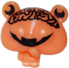 ShiShi figure pumpkin orange