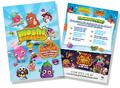 Vivid Food Factory Circus press leaflet