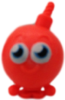 Cherry Bomb figure shocking pink