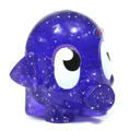Mr Snoodle figure glitter purple