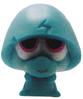 Pooky figure brilliant blue