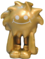 Flumpy figure gold