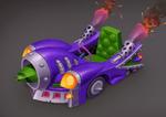 Rocketboots Baddielac 9000