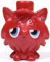 Gingersnap figure bauble red