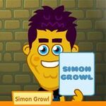 Simon growl