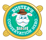Buster's Sea Life Badge