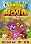 Moshi Monsters The Movie Sticker Activity Book cover