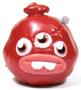 Squiff figure bauble red