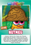 Collector card s8 nutmeg