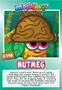 Collector card s8 nutmeg