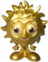 Dweezil figure gold