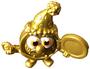 Holmes figure gold