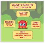 Scarlet O'Haria Info