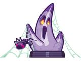 Haunted Hornament