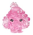 Leo figure squishy pink