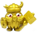 Long Beard figure gold