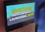 Moshi Karts merchandise launchin 2011