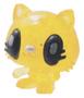 Tingaling figure glitter yellow