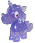 Gigi figure glitter purple