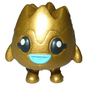 Plumpty figure gold