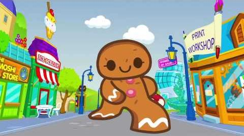 Moshi Monsters - Hansel - Bad to the Biscuit