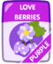 Purple Love Berries