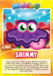 Collector card s9 shimmy