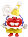 Dr C Fingz circus figure normal