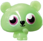 ShiShi figure scream green