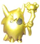 Big Bad Bill figure gold