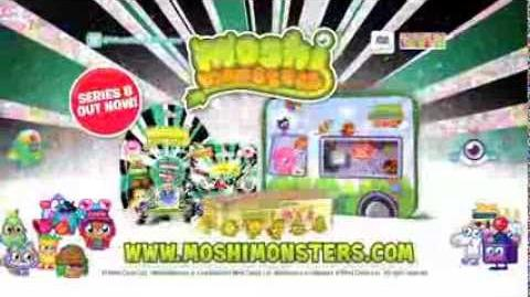 Moshi Monsters Series 8